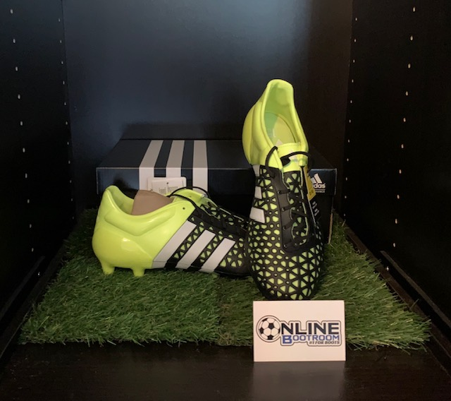 Premisa Dependencia pellizco  Adidas Ace 15.1 FG/AG Solar Yellow/White/Core Black – Online Boot Room